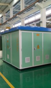 Box-Type Transformer Substation pictures & photos