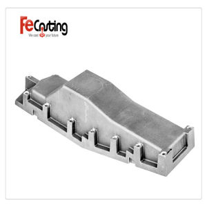 OEM Steel Casting for Metal Parts / Railway in Alloy Steel pictures & photos