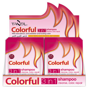 House Use Medium Brown Hair Color Shampoo pictures & photos