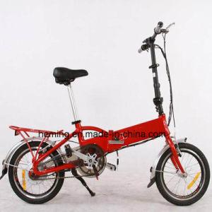 Folding Electric Bike Ce En15194 pictures & photos