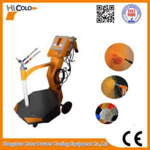 Newl C171s-B Digital Intelligent Powder Coating Machine pictures & photos