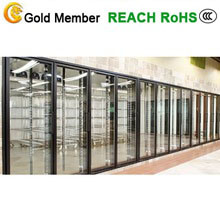 Style Lines Glass Display Doors for Walk in