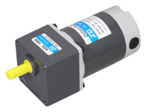 DC gear motor with gearbox (4GN 150K) pictures & photos