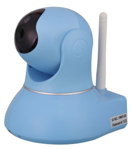 P2p Wireless IP Camera for Home and Office Application Baby and Pet Care (5030-E) pictures & photos