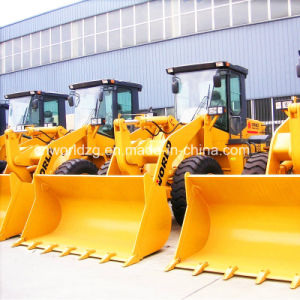 China Loader Price for 3ton Construction Loader pictures & photos