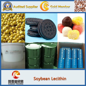 Non Gmo High Quality Soybean Lecithin pictures & photos