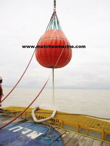 35t Crane Proof Load Testing Water Filled Bag pictures & photos