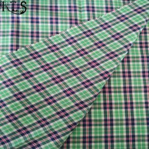 100% Cotton Poplin Yarn Dyed Fabric Rlsc50-13 pictures & photos