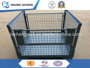 Hot-Selling Powder Coating Heavy Duty Stacking Box pictures & photos