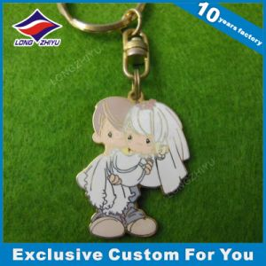 High Quality Enamel Keychain for Gift Factory Made Cheap Keychain pictures & photos