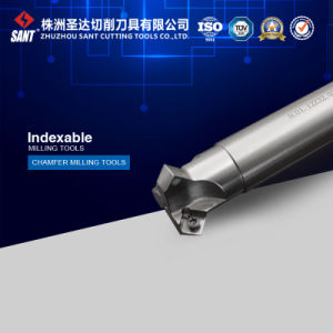 Chamfer Milling Tools, Cma Type Milling Cutter with High Precision pictures & photos