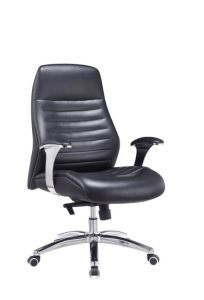 PU Leather Office Chair pictures & photos