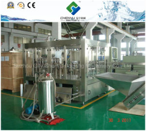 Automatic 3 in 1 Juice Filling Line pictures & photos