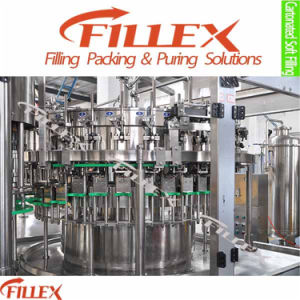 Carbonated Beverage Drink Bottle Filling Machine pictures & photos