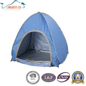 Steel Pole Pop up Camping Tent pictures & photos