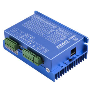 NEMA 23 34 DSP Digital Stepper Motor Driver for CNC Mill Laser Machine Packing Jmc 2dm860 pictures & photos