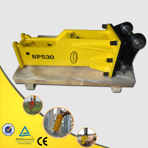 CE Approved Sparkle Hydraulic Rock Breaker for Mini Excavator