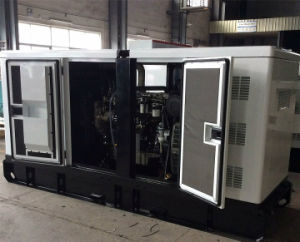 220kVA 176kw Standby Power Cummins Silent Type Diesel Generator pictures & photos