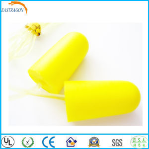 Quantity Ce Approved Custom PU Foam Ear Plugs for Sleeping pictures & photos