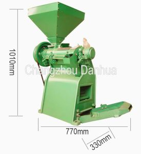 Vertical Light and Small Rice Paddy Peeling Machine / Rice Cleaner