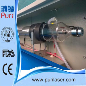 80W Long Lifespan CO2 Laser Tube pictures & photos