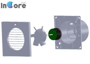 12V/24V BLDC Motor for Extract Fans