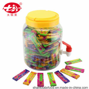 Drinking Water Bottle Bubble Gum 200PCS pictures & photos