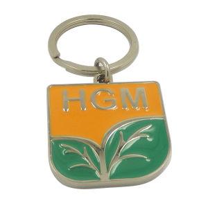 Custom Car Logo Shape Zinc Alloy Keyring Metal Keychain pictures & photos