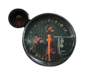 "5""127mm Tachometer for 4 in 1 Gauge (8140SBCL) pictures & photos"