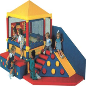 Happy Kids Entertainment Fibreglass Indoor Playground pictures & photos