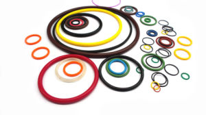 Customized Colorful Silicone Rubber Seals pictures & photos