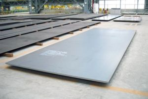 China Building Materials High Strength Q235 Ss400 Steel Plate pictures & photos