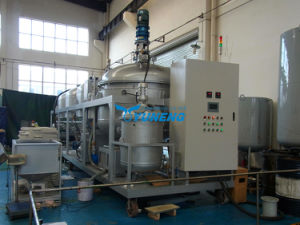 Black Engine Oil Motor Oil Capacitor Oil Purifier Machinery pictures & photos
