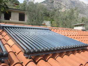 Closed Loop Heatpipe High Pressure Solar Collector pictures & photos