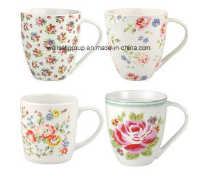 100% Melamine Tableware with Flower Design (CPBZ-4032) pictures & photos