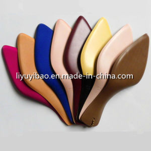 High Friction Artificial Leather High Foam Rubber