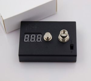 Micro Ohm Meter 0.1-9.9ohm Resistance Tester 510/EGO Atomizer Ecig Ohm Reader