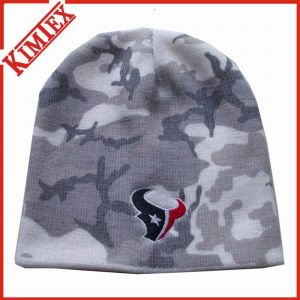 Fashion Leisure Camo Beanie Hat pictures & photos