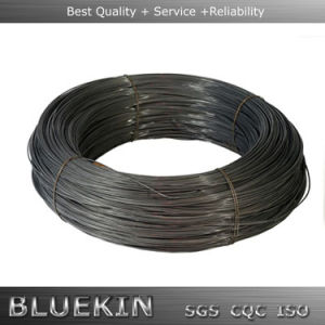 16 Gauge Black Annealed Wire with Tensile Strength From China pictures & photos