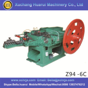 Nail Cutting Machine/ Nail Forging and Forming Machine pictures & photos