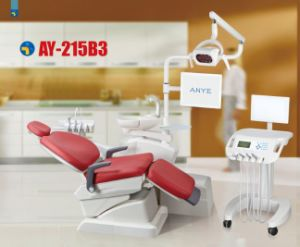 Europe Type High Grade Dental Chair Unit with Nine Memories