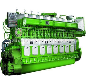 China Weichai Cw200 Family Is Medium-Speed Marine Engine 500kw pictures & photos