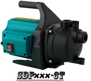 (SDP600-3T) Portable Self-Priming Sprinkler Pump with Garden Hose Connection