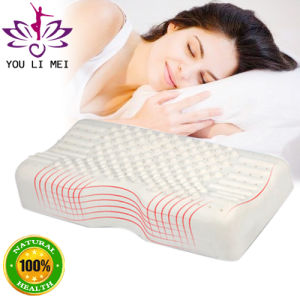 100% Pure Thailand Latex Pillow to Protection of Cervical Spine