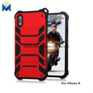 Fashion Spiderman PC + TPU Back Case with Strap for for Samsung S8 Plus pictures & photos