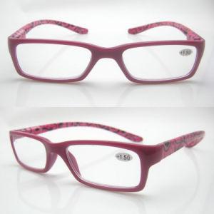 Fashion Slim Plastic Design Frame Reading Glasses pictures & photos