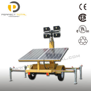 Solar Lighting Tower