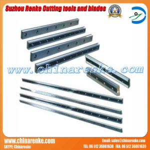 Straight Shear Blades for The Hydraulic Cutting Machine pictures & photos