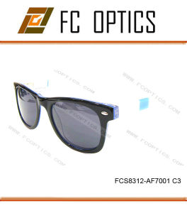 New Fashion Eyewear Design Acetate Sunglasses pictures & photos