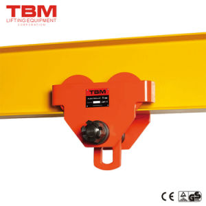 Tbm Brand, Series Plain Trolley 0.5t to 10 T pictures & photos